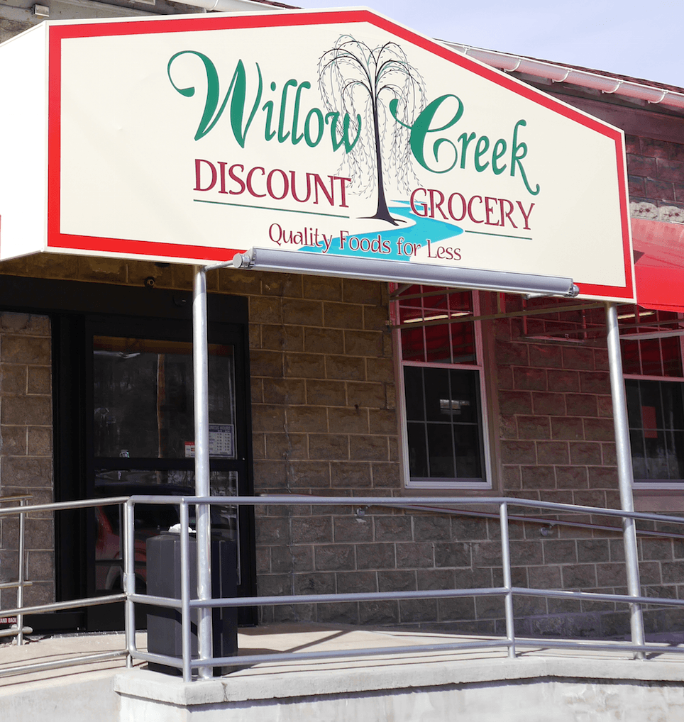 Willow Creek Discount Grocery Reinholds PA Lancaster County reallancastercounty Locally owned family operated hours