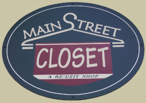 Main Street Closet Directions