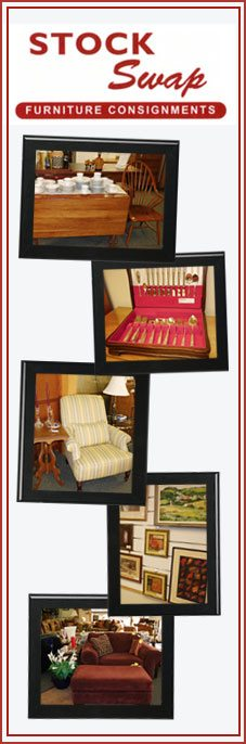 Stock Swap Upscale Furniture consignments