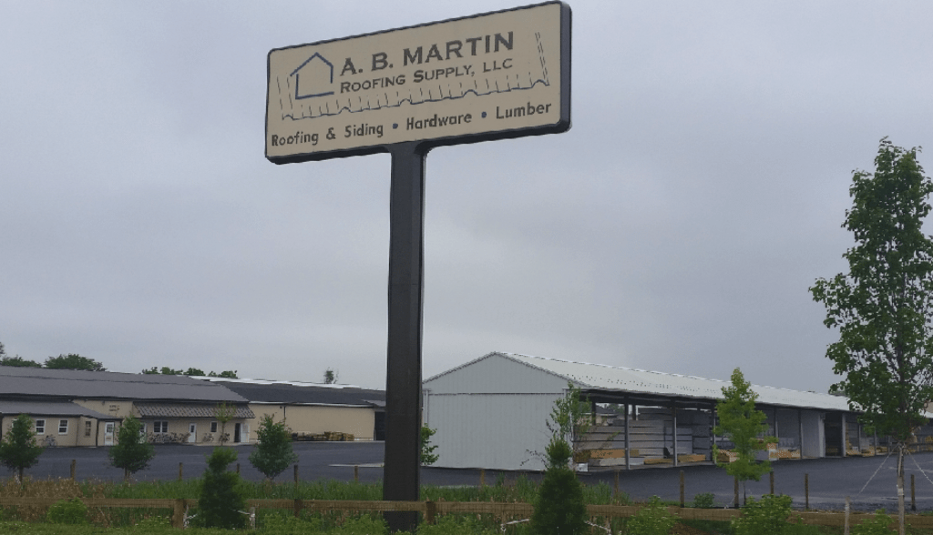A. B. Martin Roofing Supply