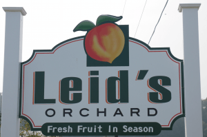 Leid's Orchard Directions