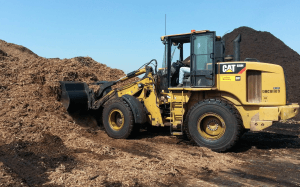 Garman's Coal Mulch Lancaster County PA mulch delivery