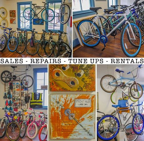 BAREBONES Bicycle & Fitness Strasburg Lancaster County PA
