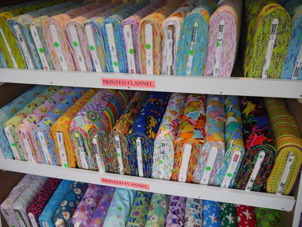 Mook Fabrics Outlet 247 West Main Street Leola Pa