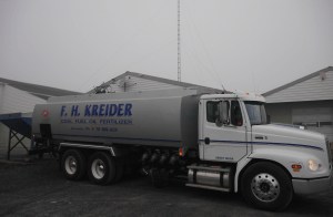 Franklin H Kreider Fuel Oil Delivery