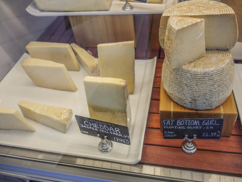 Local Dairies Field-to-table Natural Organic Cheese Lancaster County PA