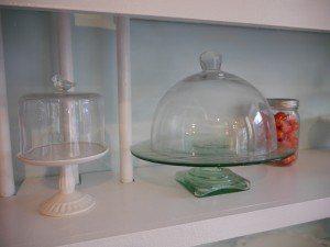 Sugar Whipped Bakery glassware