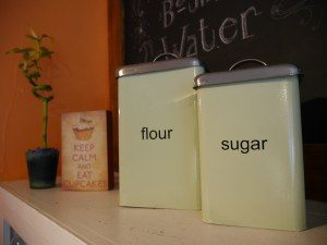 Sugar Whipped Bakery ingredients