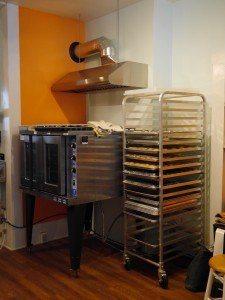 Sugar Whipped Bakery racks
