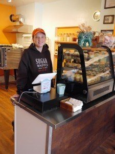 Sugar Whipped Bakery Lititz PA Stephanie Owner