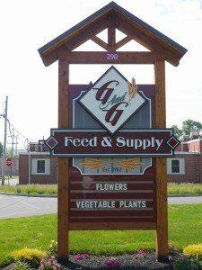 G & G Feed & Supply Manheim Lancaster County PA