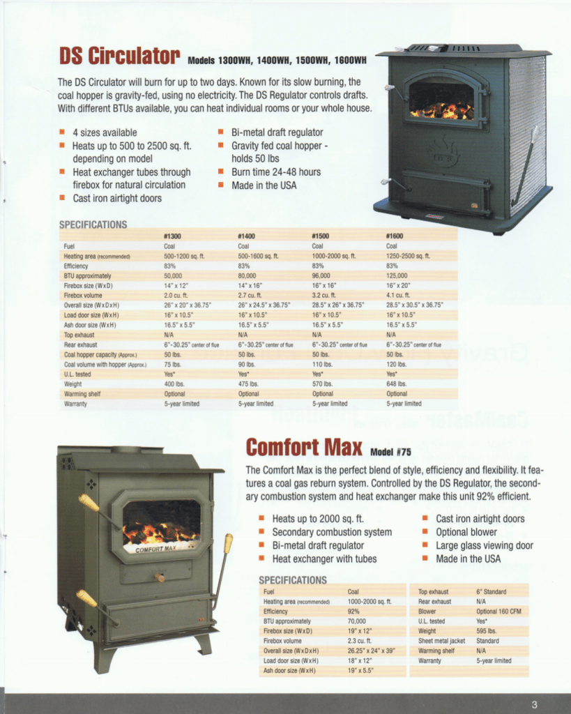 DS Stove Lancaster County PA Heating Services 5