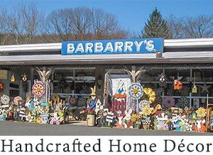 Barbarry's Sinking Spring Lancaster County PA Handcrafted Home Decor Locally Owned Locally Operated Traditional Country Primitive Seasonal