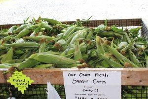 Rolling Gardens Farm Market Columbia Lancaster County PA Locally owned Family operated sweet corn