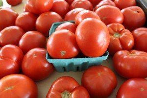 Tomatoes Rolling Gardens Farm Market Columbia Lancaster County PA Locally owned Family operated