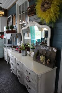 Unique Design by Sharon Upcycled Furniture & Fresh Floral Bird-in-Hand Lancaster County PA