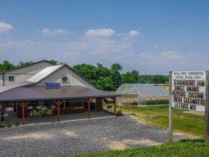Rolling Gardens Farm Market Columbia Lancaster County PA