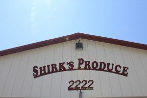 Shirk's Produce Farm Market Lancaster County PA Narvon Local Family Owned