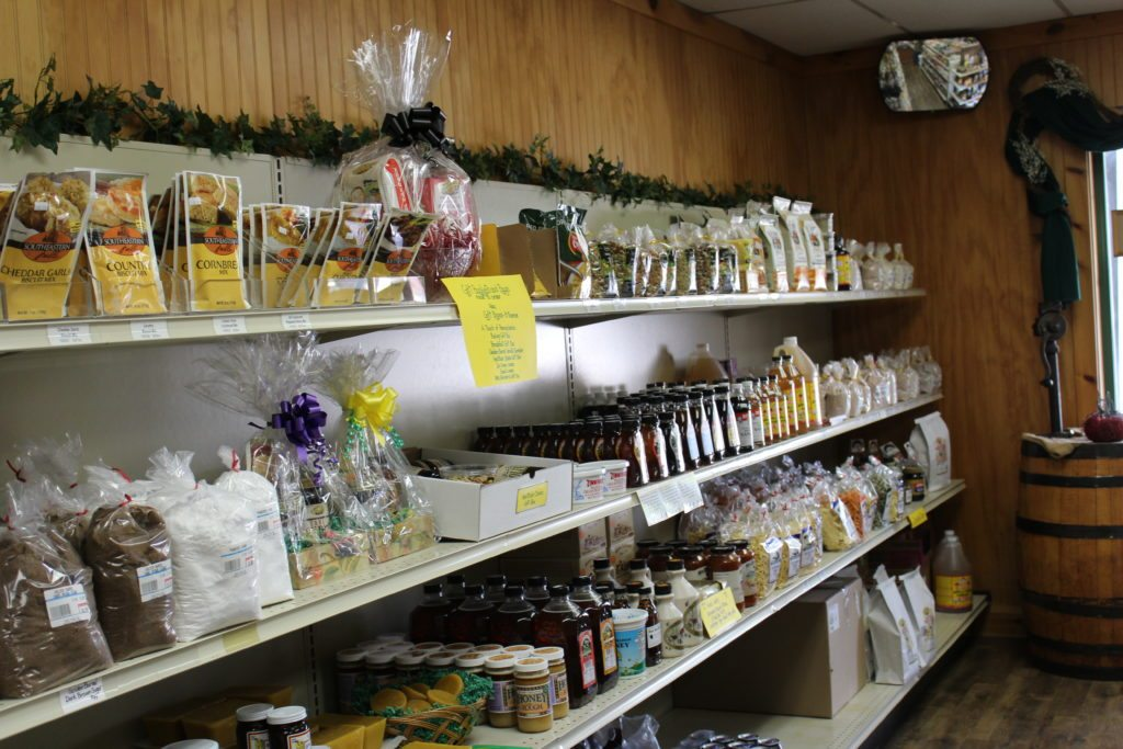 Good Food Outlet Good Food Inc. Incorporated Lancaster PA Leola Honey Brook Lancaster County Pennsylvania Reallancastercounty molasses syrups sweetener blends canola oil pancake mix shoofly pie mix funnel cake mix Zook Molasses Company Golden Barrel L&S Sweeteners Honey Brook Outlet