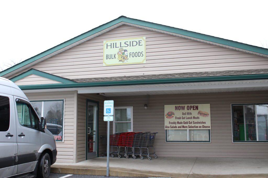 Hillside Bulk Foods Hours