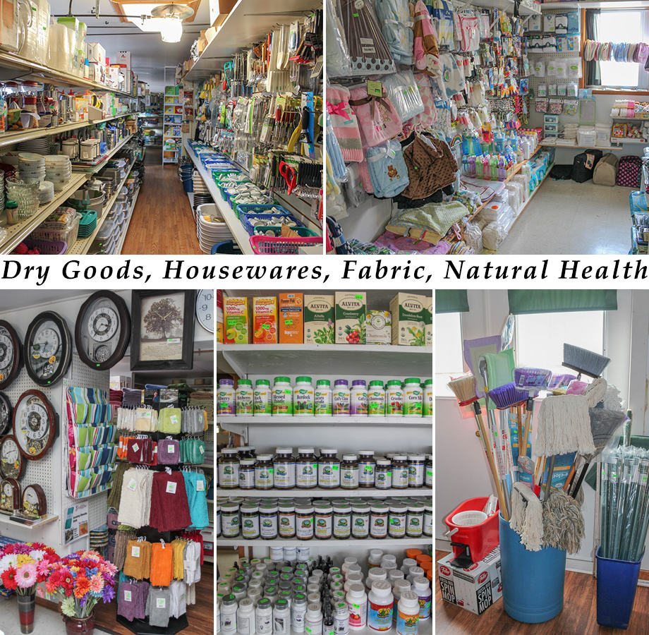 Honey Brook Variety Store country general
