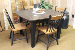 Horning's Chair Shop Ephrata Lancaster County PA extension tables quality chairs locally owned family operated