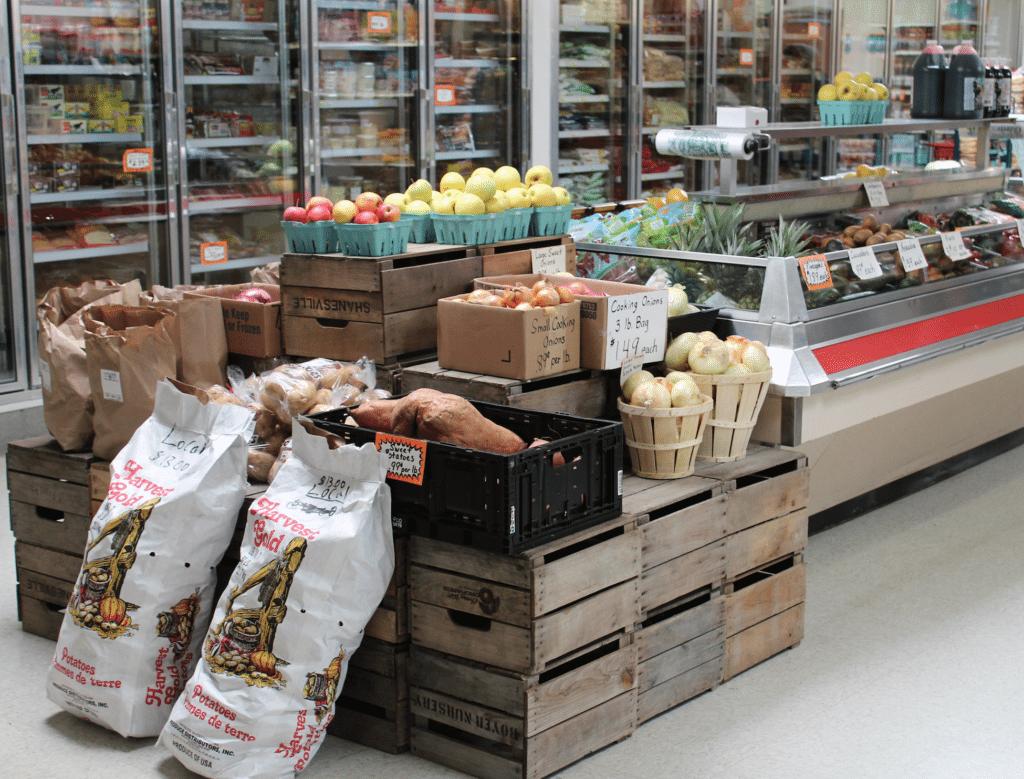 Hillside Bulk Foods Groceries Produce