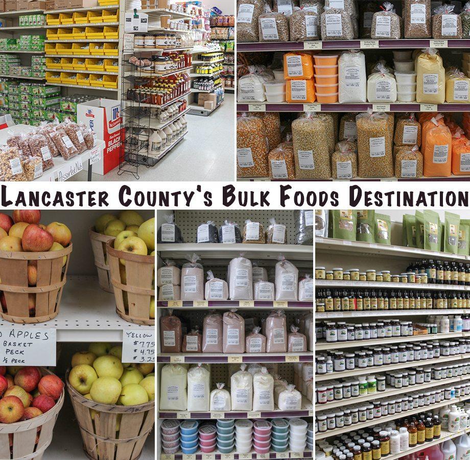 Centerville Bulk Foods   RealLancasterCounty comReal