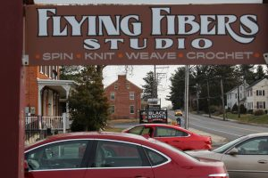 Flying Fibers Studio Landisville Lancaster County PA