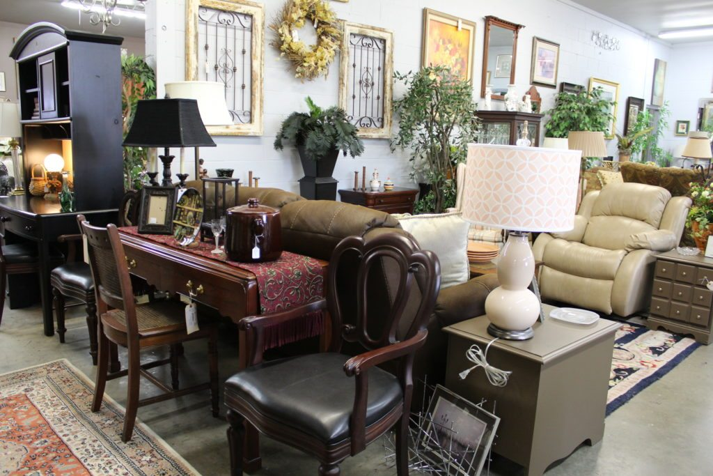Next To New Furniture Consignment Shop