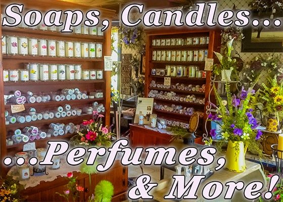 Soaps Candles Perfumes Locally Owned Lancaster County Pa