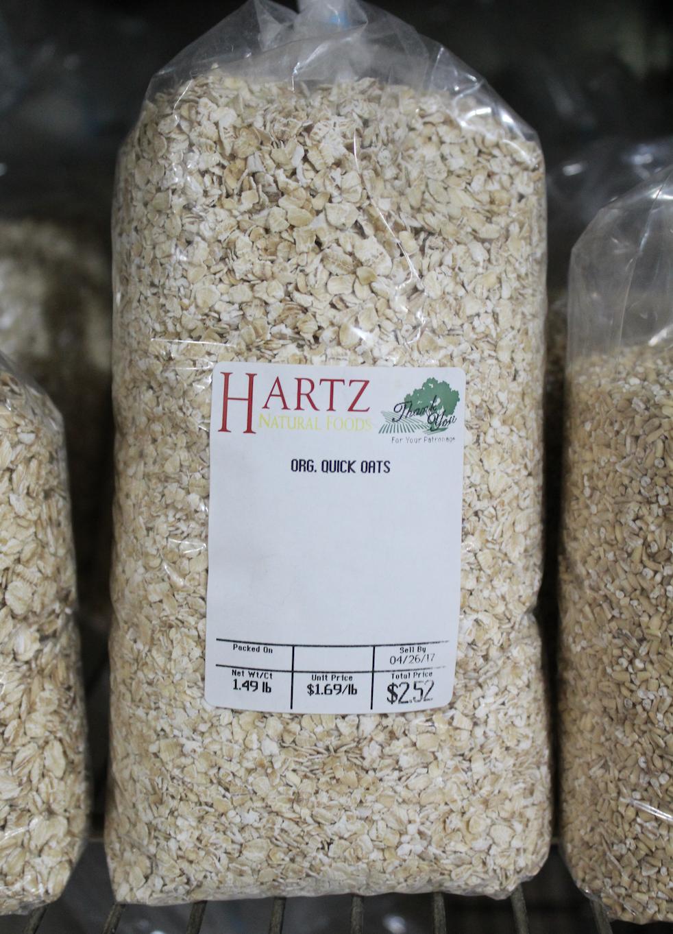 Hartz Natural Foods Morgantown PAlocal organic produce farm-raised beef chicken sustainable fishNon-GMO foodoptions herbal remedies all-natural cleaning products spice racklocal meat selection local granola local soaps local produce