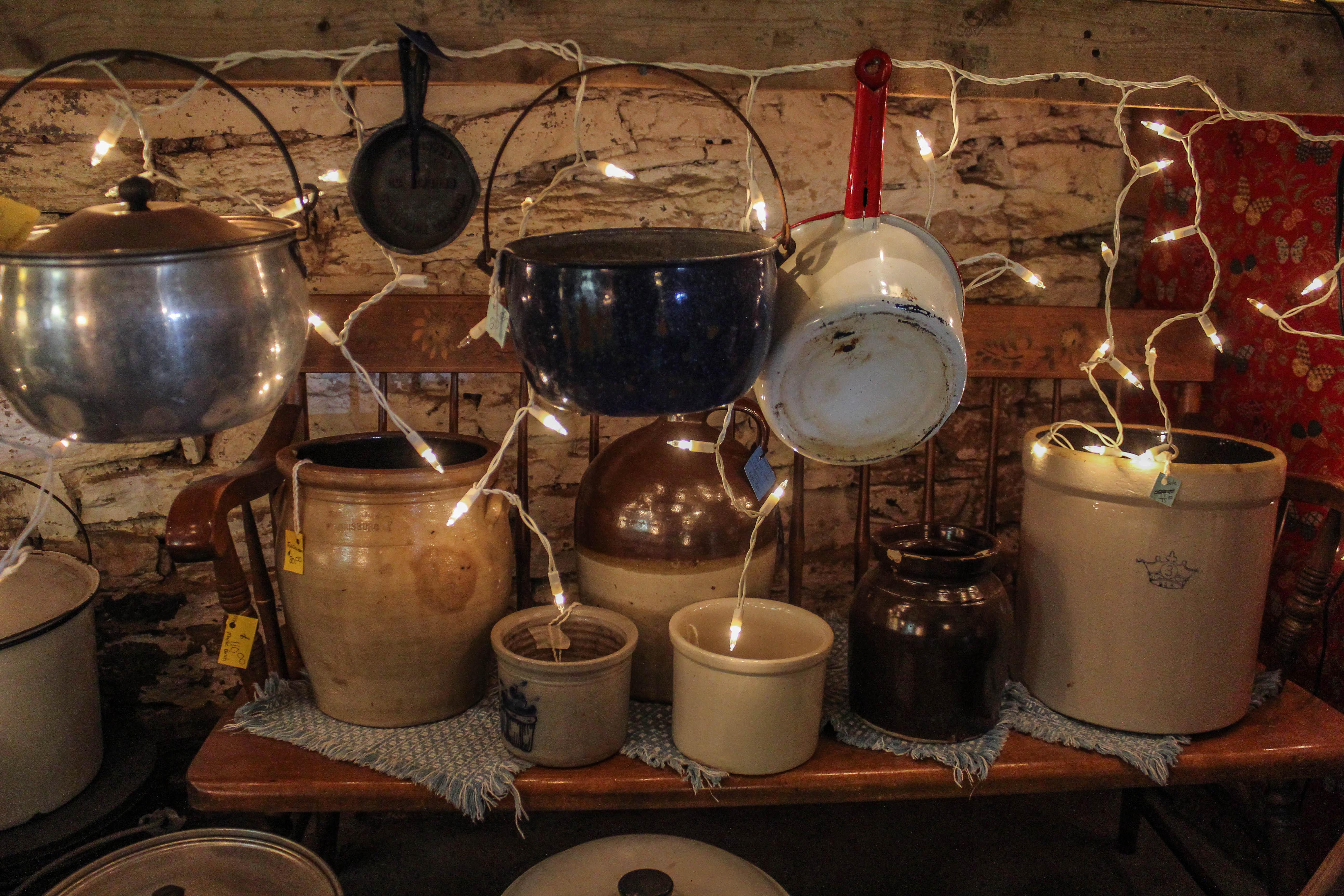 Old Stone Barn Antiques Reallancastercounty Comreal