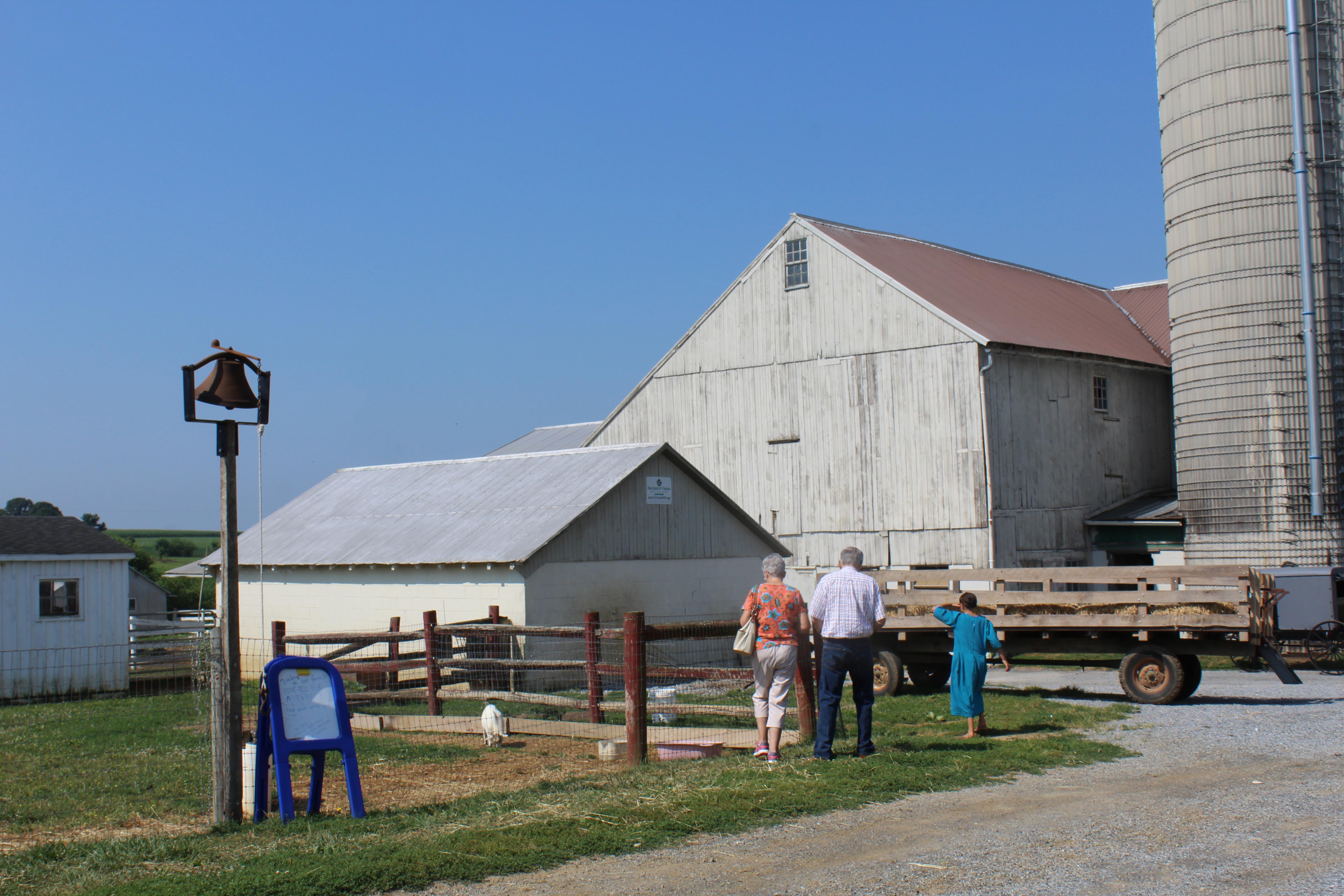 Old Windmill Amish Farm Tour Reallancastercounty Comreal