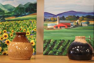 Purple Robin Reserve Art studio