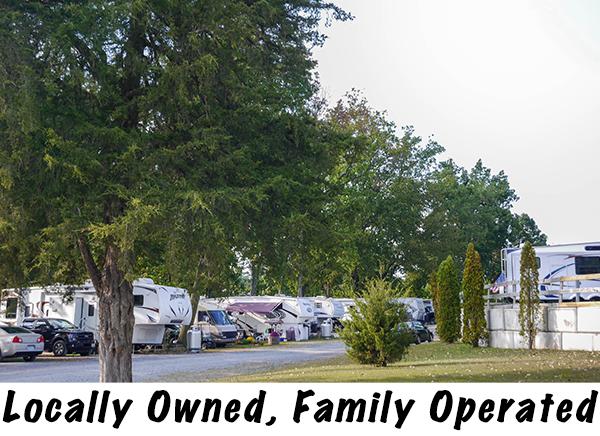 Shady Grove Campground Denver Pa Family Fun Local