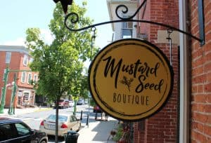 Mustard Seed Boutique Real Lancaster Countyreal