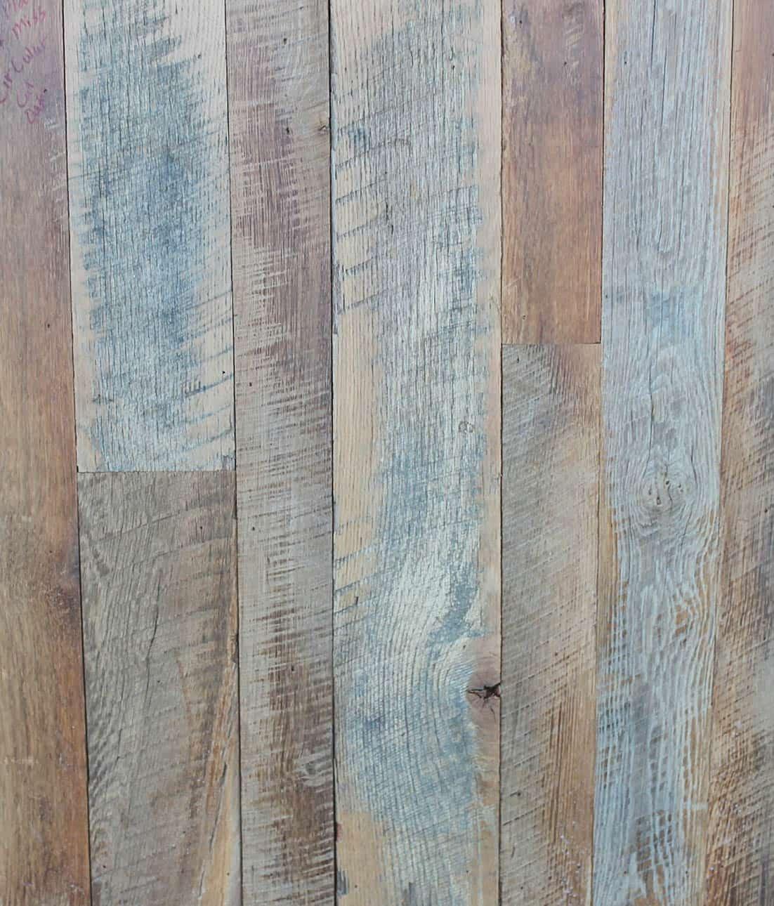 Original Circular Cut Oak