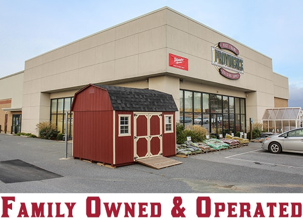 Providence Building Supply Lancaster County PA