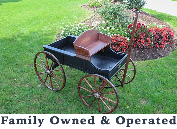 Spring Valley Woodworking is Lancaster County's wooden wheelbarrows traditional craftsmanship goat wagons GermanHandmade reproduction collectibles steam bent hickory rims  steel tires staggered spokes flower hitches authentic trunks flower containers window boxes authentic handcrafted creations handcrafted designs
